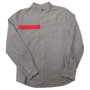 Black Scale BLVCK SCVLE Button Up Shirt L/S